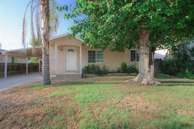 Shafter Single Family Home For Sale: 164 Stone Avenue