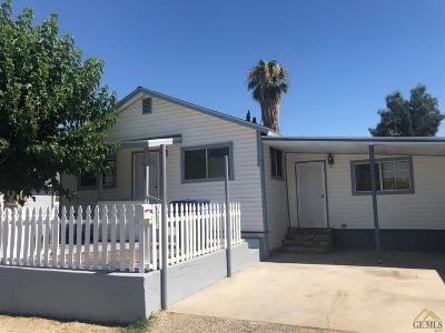 Taft Single Family Home For Sale: 107 Oak Street