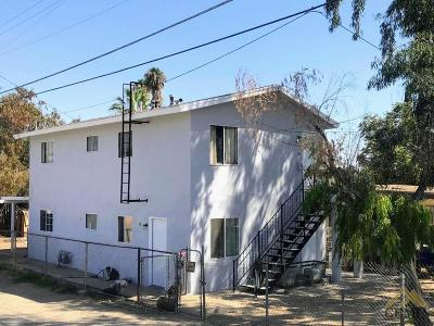 Bakersfield Multi Family Home For Sale: 1719 Brown Street