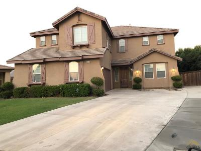 Bakersfield Single Family Home For Sale: 10100 Sharktooth Peak Drive