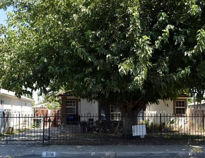 Single Family Home For Sale: 1118 Dolores Street