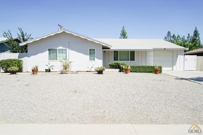 Bakersfield Single Family Home For Sale: 1016 Bermuda Street