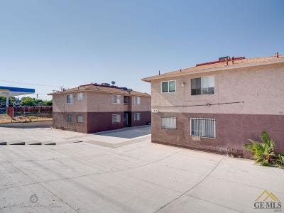 Bakersfield Multi Family Home For Sale: 1317 Bernard Street