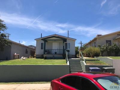 Taft Multi Family Home For Sale: 517 D Street