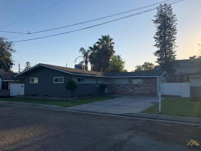 Bakersfield Single Family Home For Sale: 501 Butler Road