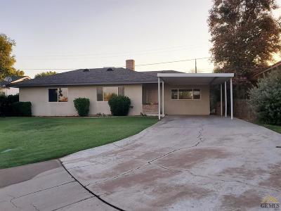 Single Family Home For Sale: 2150 Sacramento Street