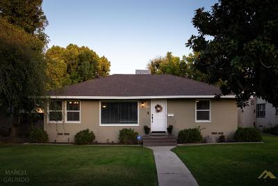 Single Family Home For Sale: 2830 Pine Street