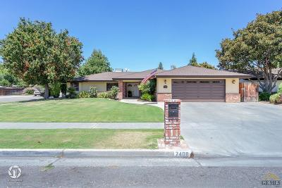 Bakersfield CA Single Family Home For Sale: $369,950