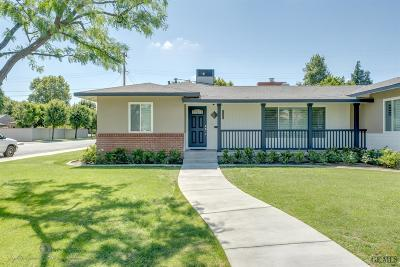 Bakersfield Single Family Home For Sale: 2536 Pine Street