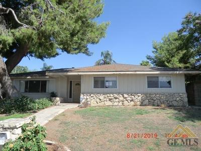 Bakersfield Single Family Home For Auction: 3512 Harmony Drive
