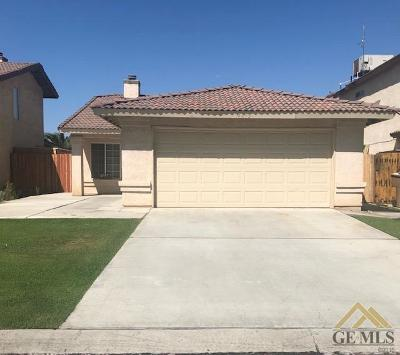 Bakersfield Single Family Home For Sale: 6513 Sky View Drive