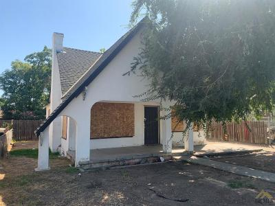 Bakersfield Single Family Home For Sale: 1025 Lincoln Street