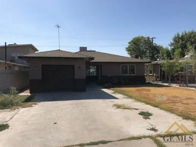 Delano Single Family Home For Sale: 1317 Quincy Street