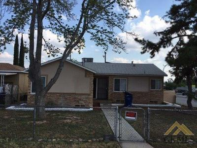 Bakersfield Single Family Home For Sale: 3101 Lake Street