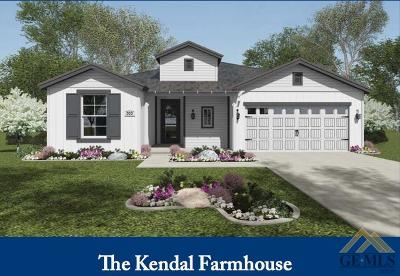 Bakersfield Single Family Home For Sale: 15 Claudia Autumn