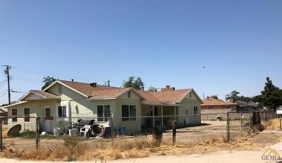 Bakersfield Multi Family Home For Sale: 1012 Bradshaw Street