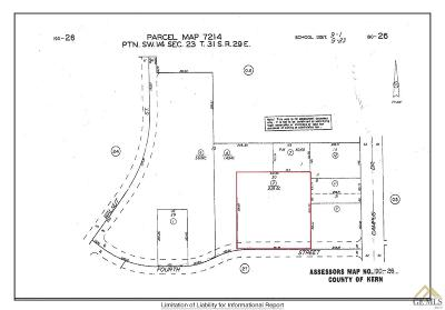 Arvin Residential Lots & Land For Sale: 4th Avenue