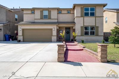 Bakersfield Single Family Home For Sale: 5101 Silvery Jewel Lane
