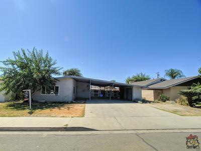 Wasco Single Family Home For Sale: 1105 Poplar Avenue