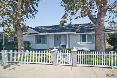 Wasco Single Family Home For Sale: 1502 Sycamore Drive