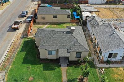 Bakersfield Multi Family Home For Sale: 1301 Wilson Avenue