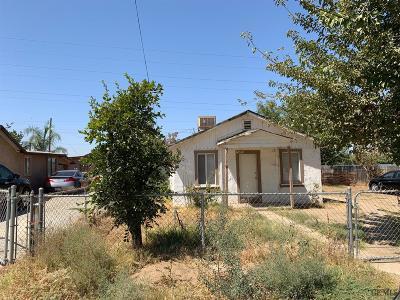 Lamont Single Family Home For Sale: 10900 San Emidio Street
