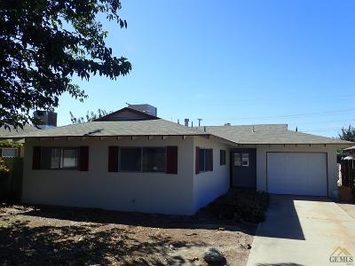 Delano Single Family Home For Sale: 905 Asti Street