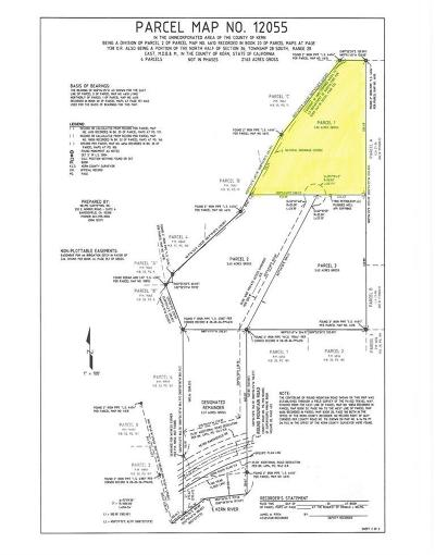 Bakersfield Residential Lots & Land For Sale: Round Mountain Road