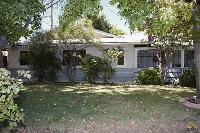 Bakersfield Single Family Home For Sale: 1109 New Stine Road
