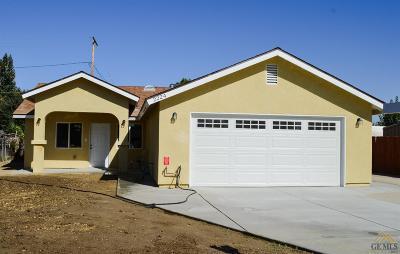 Delano Single Family Home For Sale: 2224 Princeton Street