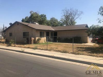 Bakersfield Single Family Home For Sale: 609 S Brown Street
