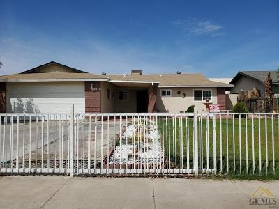 Delano Single Family Home Active-Contingent: 815 20th Avenue