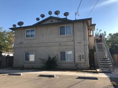Bakersfield Multi Family Home For Sale: 1426 Lake Street