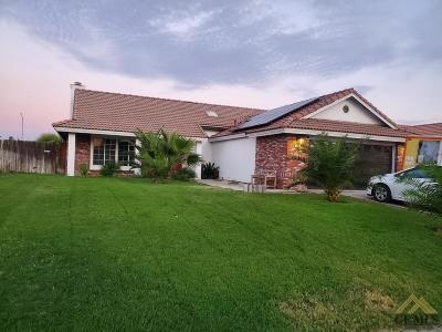 Wasco Single Family Home For Sale: 1347 Willow Place