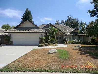 Bakersfield Single Family Home For Sale: 2408 Gambel Oak Way