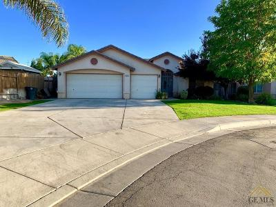 Bakersfield Single Family Home For Sale: 4503 Chinta Drive