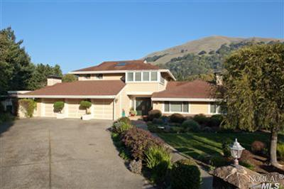 San Rafael CA Single Family Home Sold: $1,561,500