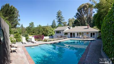 San Rafael CA Single Family Home Sold: $969,000