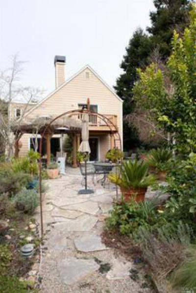 San Rafael CA Single Family Home Sold: $825,000