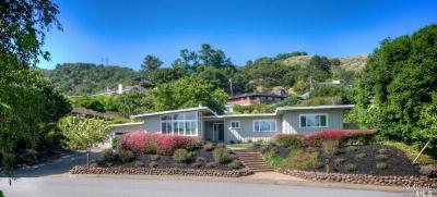 San Rafael CA Single Family Home Sold: $1,395,000