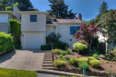 Corte Madera CA Single Family Home Sold: $775,000
