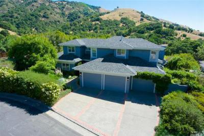 San Rafael CA Single Family Home Sold: $1,500,000