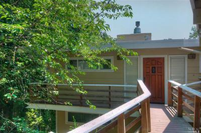 Mill Valley CA Single Family Home Sold: $669,000