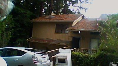 Guerneville CA Single Family Home For Sale: $565,000