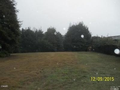 Mendocino Residential Lots & Land For Sale: 44710 Rosewood Terrace
