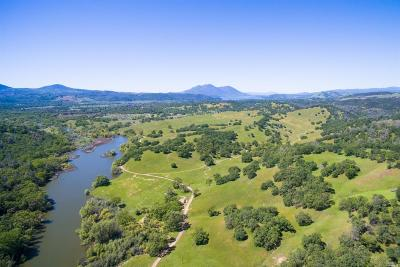 Clearlake Residential Lots & Land For Sale: 17012 Dam Road