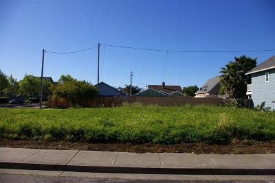 Suisun City Residential Lots & Land For Sale: 525 Morgan Street