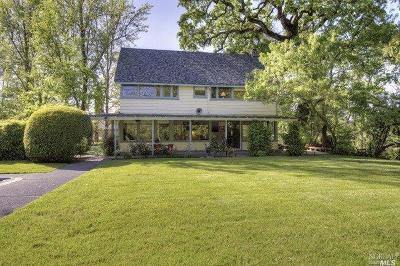Calistoga Rental For Rent: 4560 Saint Helena Highway