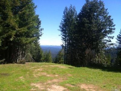 Mendocino Residential Lots & Land For Sale: 39240 Comptche Ukiah Road