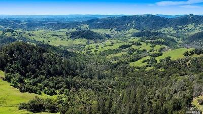 Napa County Farm & Ranch For Sale